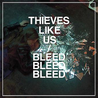 Tjuvar gillar oss - blöder blöder blöder [CD] USA import