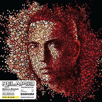エミネム - 再発 [CD] アメリカ インポートします。