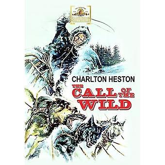 Charlton Heston - Call of the Wild [DVD] USA import
