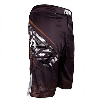 Tatami new ibjjf rank shorts - brown