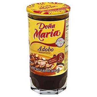 Dona Maria mexickej Adobo omáčkou