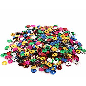 800 diverse kleuren 5mm ronde koppailletten voor ambachten