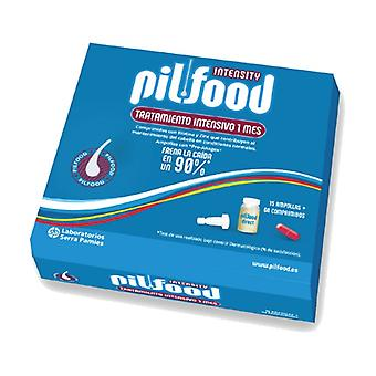 Pilfood Pack Intensive Hair Loss Treatment 15 ampoules + 60 pills