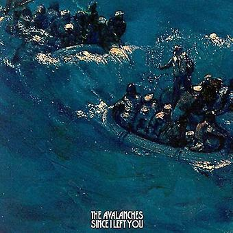 The Avalanches - Since I Left You (2L [Vinyl] USA import
