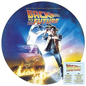 Soundtrack - Back to the Futu(LP) [Vinyl] USA import