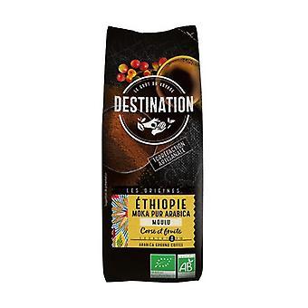 Ethiopische Moka 100% Arabica Organic Ground Coffee 250 g