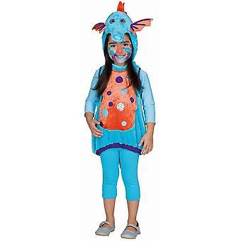 Seahorse Kids Sea Horse Hood Edits Top