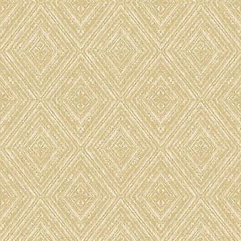 Imani Geometrische Behang Geel Holden 65672
