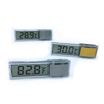 Waterproof Aquarium Thermometer - Digital Electronic Lcd