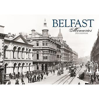 Belfast Memories A4 Calendar 2021
