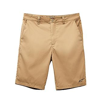 Alpinestars Trap Chino Shorts in Khaki