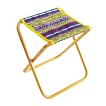 YANGFAN Camping Portable Folding Stool Sedia pieghevole all'aperto