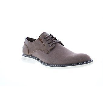 Ben Sherman maaseutu Oxford miesten ruskea tavallinen toe Oxfords kengät