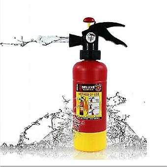 Big Fire Extinguisher Water Fireman Cosplay For Kids Toys- Outdoor Summer Beach Toy