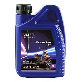 huile moteur 2T Scooter 2 temps 1 litre