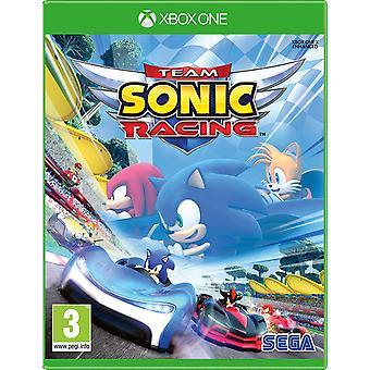 Team Sonic racing Xbox One-peli