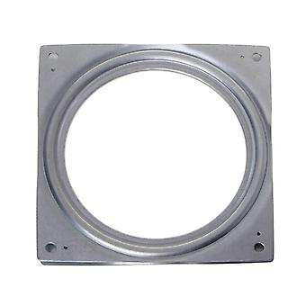 Square Lazy Susan 360 Degree Rotating Rolling Bearing- Turntable 300 Lbs Bearings Plate