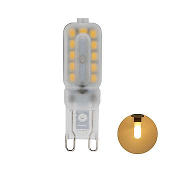 G9 led lys 220v kan dimmes pære smd 2835 spotlight for krystall lysekrone