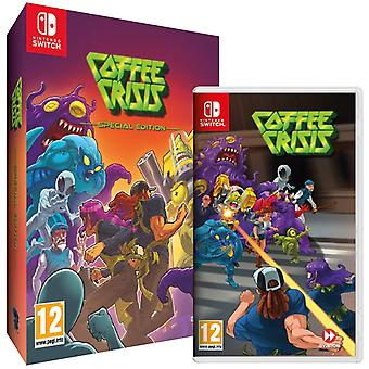 Coffee Crisis Standard Edition Nintendo Switch Game