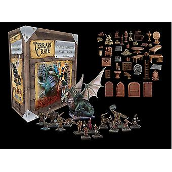 The GMs Dungeon Starter Set 2nd Edition