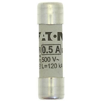 Bussmann C10G0-5 0.5A GG 500Vac 10x38mm Cylindrical Fuse