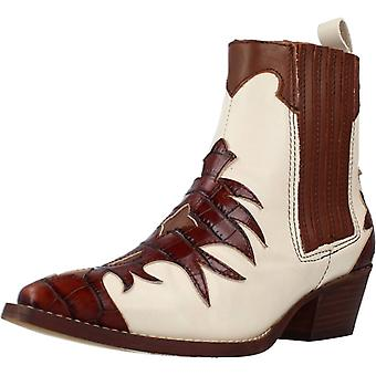 Alpe Booties 4059 72 Farbe Brandy