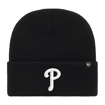 47 Brand Beanie Winter Hat - HAYMAKER Philadelphia Phillies