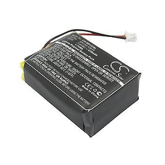 Collar Battery for Sportdog SAC00-12615 SD-1225 SD-1825E SDT54-13923 SD-1225E