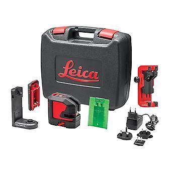 Leica Geosystems Lino L2G-1 Green Cross Line Laser Kitbox Li 864420