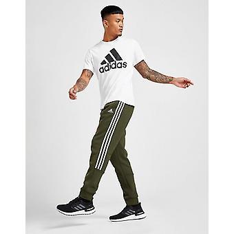 New adidas Men's Energize Fleece Joggers Green