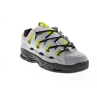 Osiris D3 2001  Mens Gray Synthetic Skate Sneakers Shoes