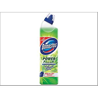 Lever Brothers Domestos Toilet Cleaner Lime 700ml 71998