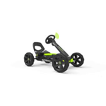 BERG pedal go kart reppy raptor limited edition black for children over 2.5