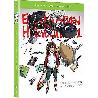 Eureka Seven Hi-Evolution 1 - Movie [Blu-ray] USA import