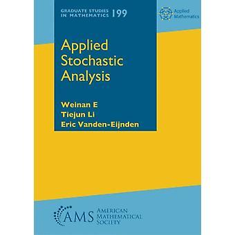 التحليل الستوكاستيك تطبيقي من E & WeinanLi & TiejunVandenEijnden & اريك