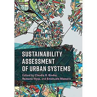 Duurzaamheidsbeoordelingen van stedelijke systemen