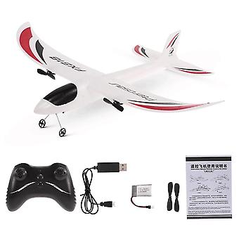 Remote Control Airplane Glider Toy With Led Light