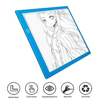 A4 Led Drawing Pad Tablet, Pintura digital de tablet, pintura eletrônica