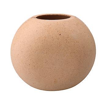 15x17.2CM Craft Art Wooden Vase Party Activity Kids Activity Gift