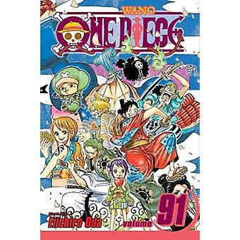 One Piece Vol 91 Adventure in the Land of Samurai Volume 91