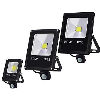 Motion Sensor Led Flood Light Outdoor Led Spotlight Floodlight Wall Lamp