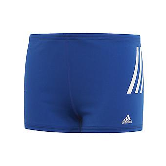 Adidas Boys 3 Stripe Pro BX Swim Trunk
