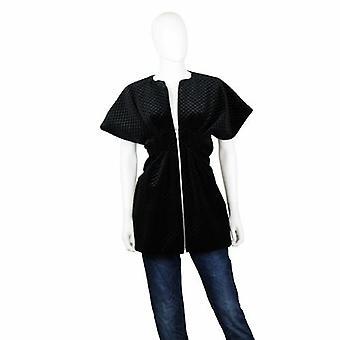 Signatur Velour Kimono Vest