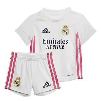 Children's Football Equipment Set Real Madrid Adidas H BABY (3 pcs)