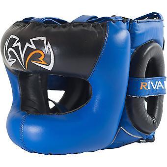 Rivaal boksen Guerrero Facesaver hoofddeksels - blauw