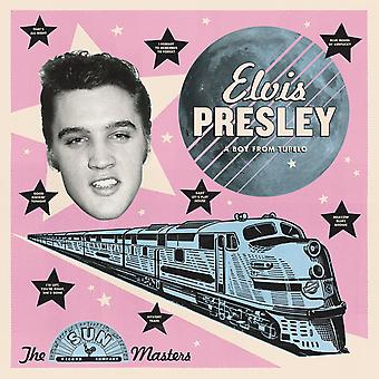 Elvis Presley - A Boy From Tupelo - The Sun Masters Vinyl
