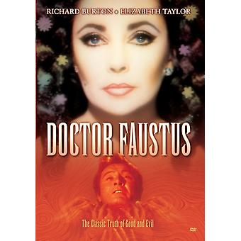 Doctor Faustus [DVD] USA import