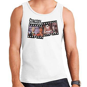 Stingray Marina And Troy Tempest Film Roll Men's Vest