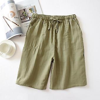 Summer Women's Sleepwear Underwear Solid Silk Satin Boxers Shorts Nightwear