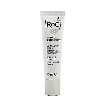 ROC Retinol Correxion Wrinkle Correct Eye Reviving Cream - Advanced Retinol With Hyaluronic Acid 15ml/0.5oz